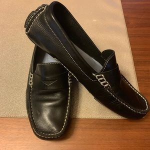 Women's Cole Haan Leather Driving Loafers